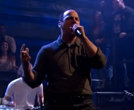 "Bad Religion ""Past is Dead"" (live on 'Fallon')"