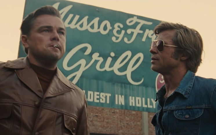 Leonardo DiCaprio and Brad Pitt Buddy Up in the Full Trailer for Quentin Tarantino's 'Once Upon a Time in Hollywood'