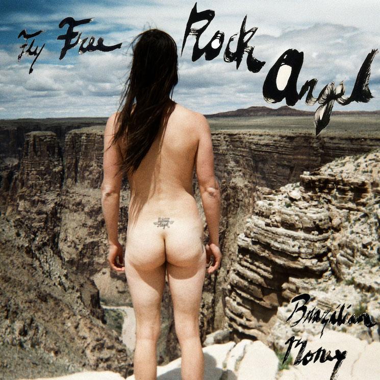 Brazilian Money 'Fly Free Rock Angel' (album stream)