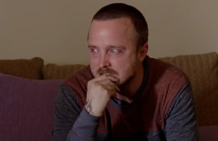 Here's a Jesse Pinkman Supercut to Get You Ready for 'El Camino: A Breaking Bad Movie'