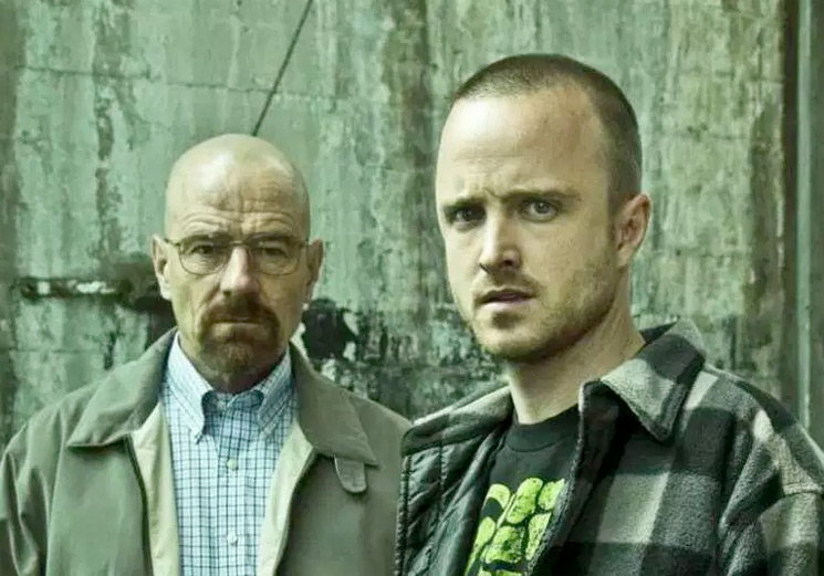 'Breaking Bad' Reunion Rumours Sparked by Bryan Cranston and Aaron Paul