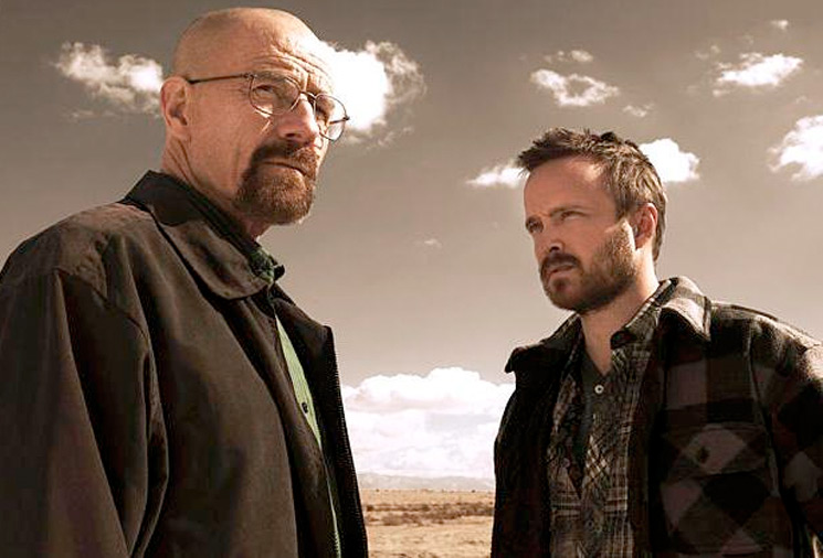 'Breaking Bad' Is Reportedly Getting Its Very Own Movie