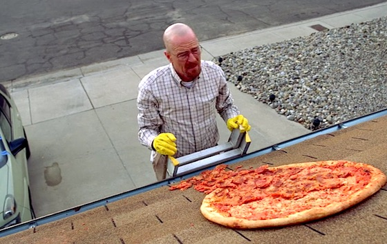 The 'Breaking Bad' House Is Getting a Fence Because Fans Keep Throwing Pizzas on It