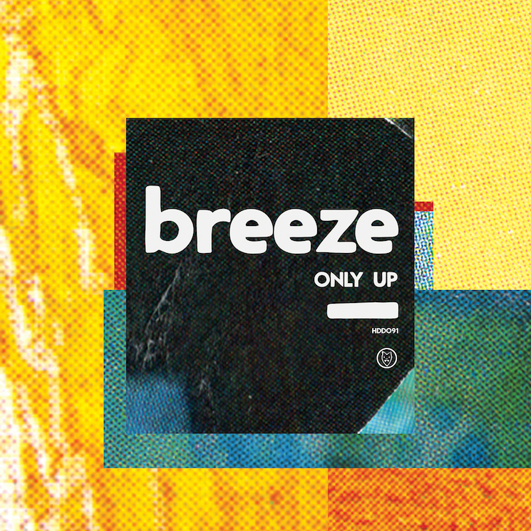 Breeze Announces New Album 'Only Up,' Shares Cadence Weapon Collaboration
