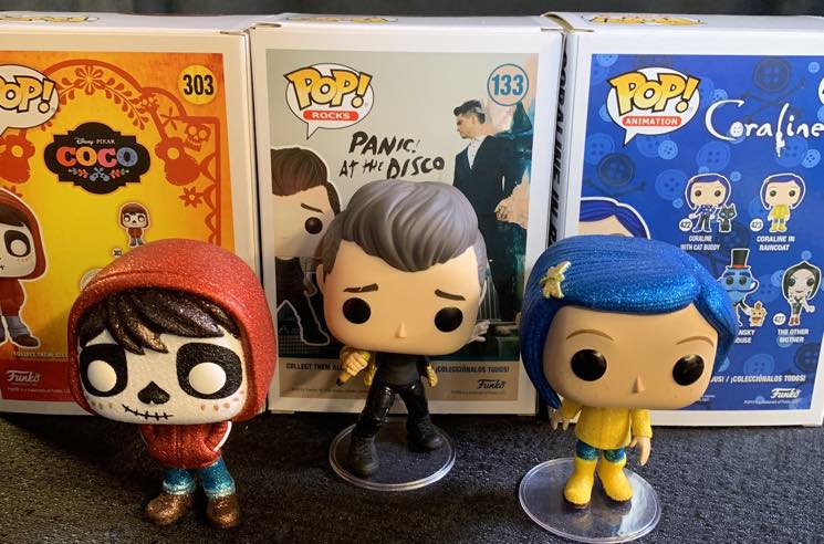 Panic! at the Disco's Brendon Urie Gets His Own Funko Pop