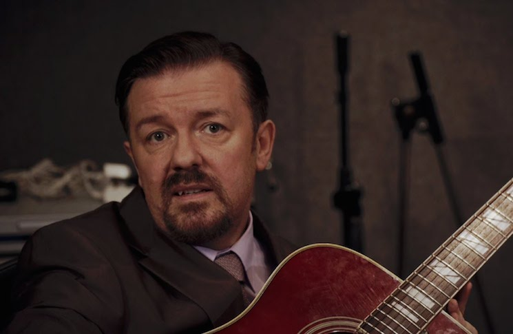 Ricky Gervais Announces David Brent Album