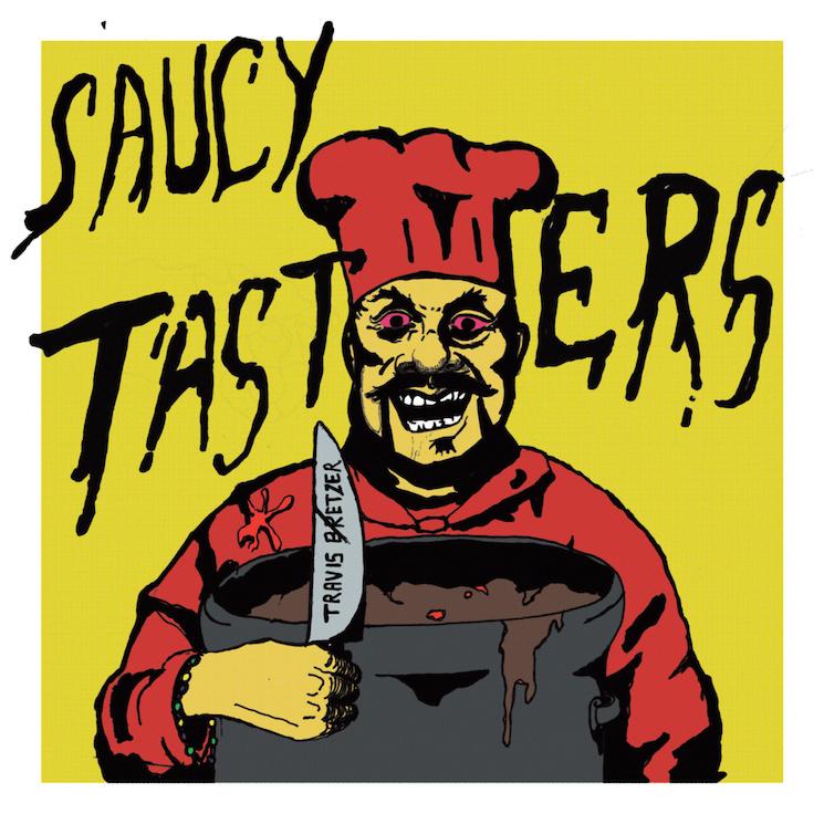 Travis Bretzer's 'Saucy Tasters' Gets Cassette Reissue