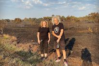 Queen Guitarist Brian May Thanks U.K. Firefighters for Saving His Home from Wildfire