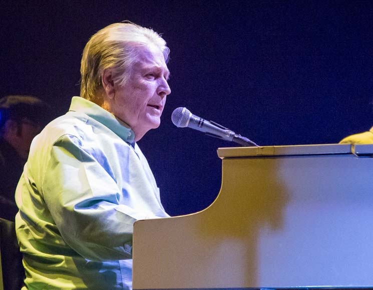 Brian Wilson / Beat Root Revival TD Place Arena, Ottawa ON, November 23
