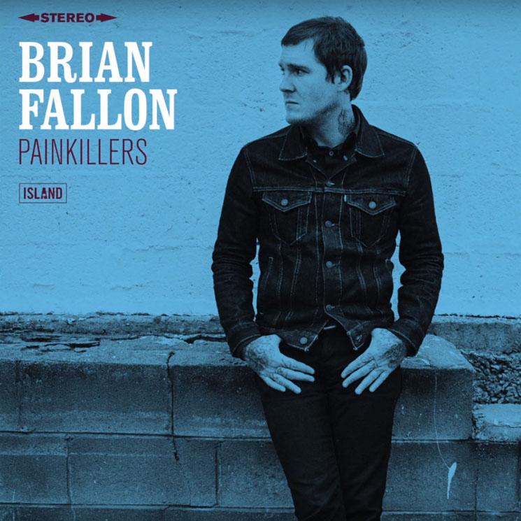 """Brian Fallon """"Nobody Wins"""""""