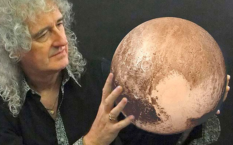 "We Now Have ""International Asteroid Day"" Thanks to Queen's Brian May"