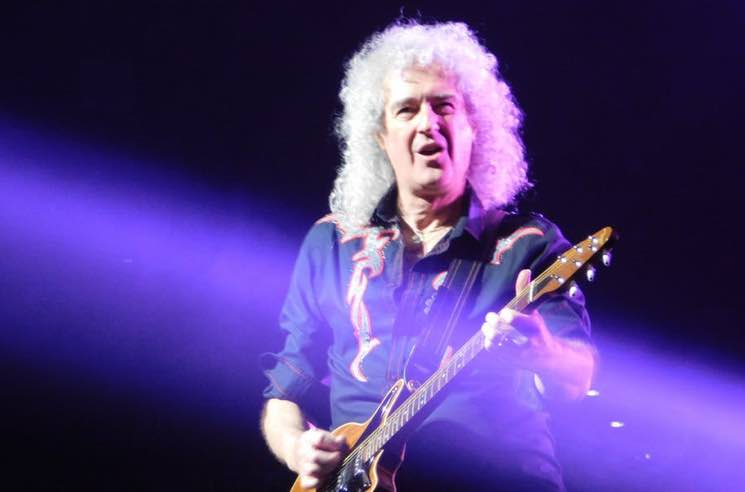 "​Queen's Brian May Defends 'Bohemian Rhapsody' Movie Despite ""Shitty Reviews"""