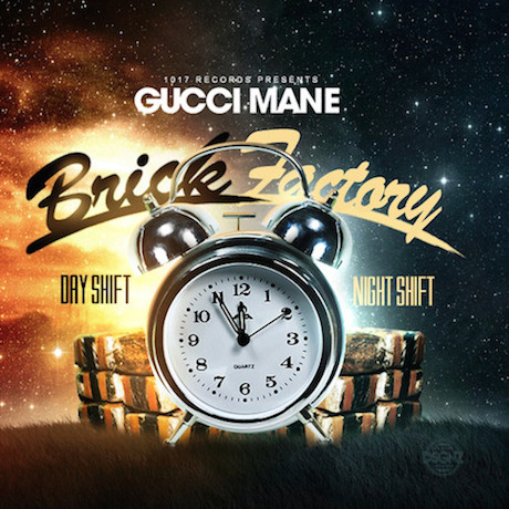 Gucci Mane 'Brick Factory Vol. 2' (mixtape)
