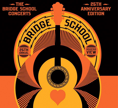Neil Young, Tom Waits, David Bowie, Thom Yorke, Bob Dylan Get Together for Bridge School Charity Comp