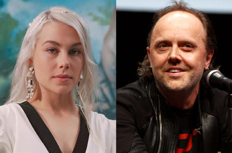 Phoebe Bridgers Thinks Metallica's 'St. Anger' Is 'a Great Record'