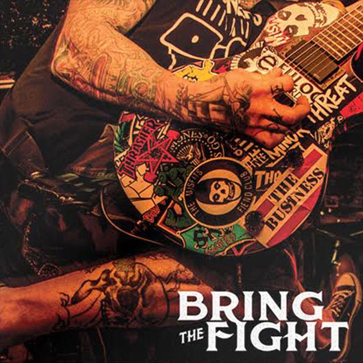 "Bring the Fight 'Bring the Fight' (album stream) / ""Lockstep"" (video)"
