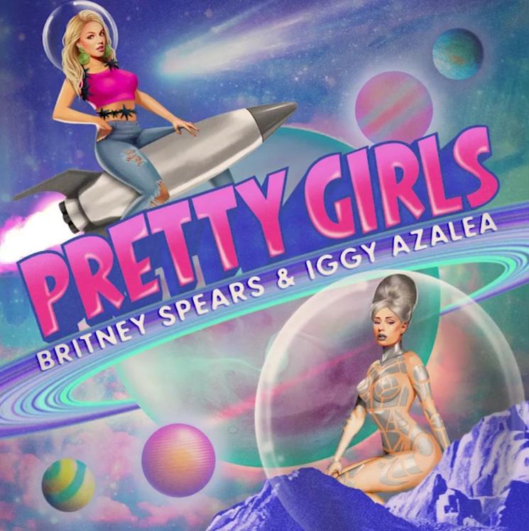 """Britney Spears & Iggy Azalea """"Pretty Girls"""""""