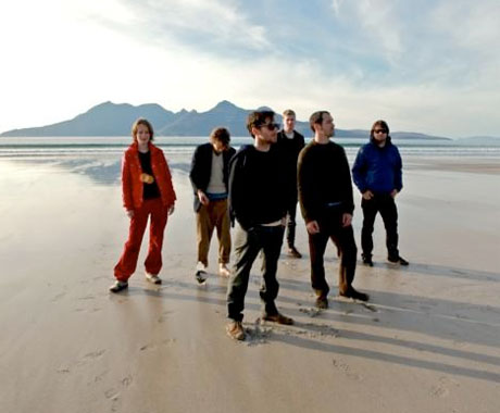 British Sea Power Announce New LP: 'Machineries of Joy'