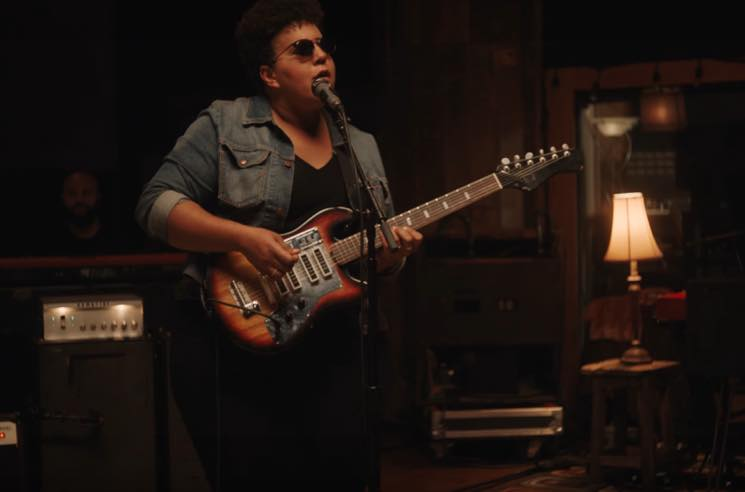 ​Alabama Shakes' Brittany Howard Shares New Song 'He Loves Me'