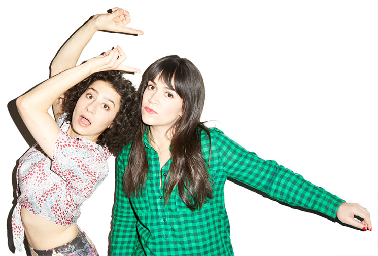 JFL42 Review: 'In Conversation With Broad City,' a Charming Evening With Friends You Don't Actually Know Meridian Hall, Toronto ON, September 20