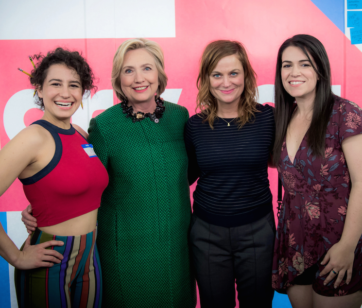 Hillary Clinton to Appear on 'Broad City'