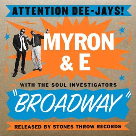 Myron & E Broadway