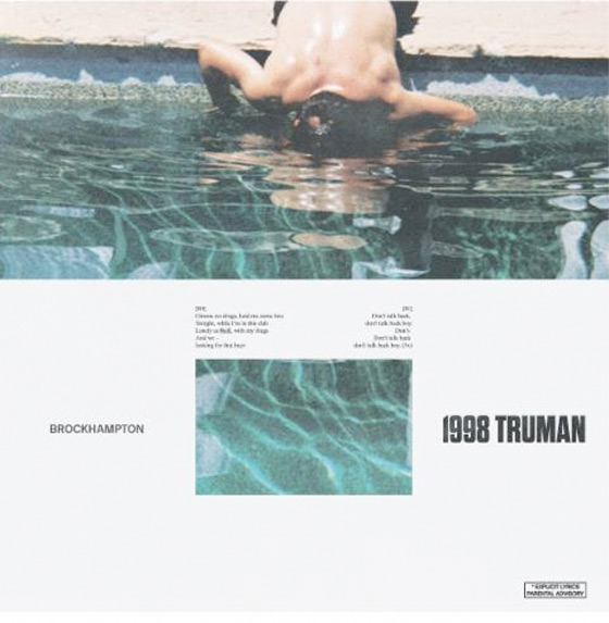 "Brockhampton Share ""1998 TRUMAN"""