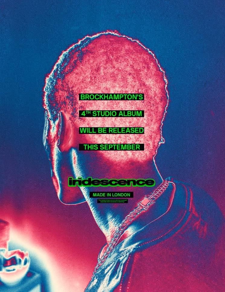 Brockhampton Change Album Title Again Before September Release