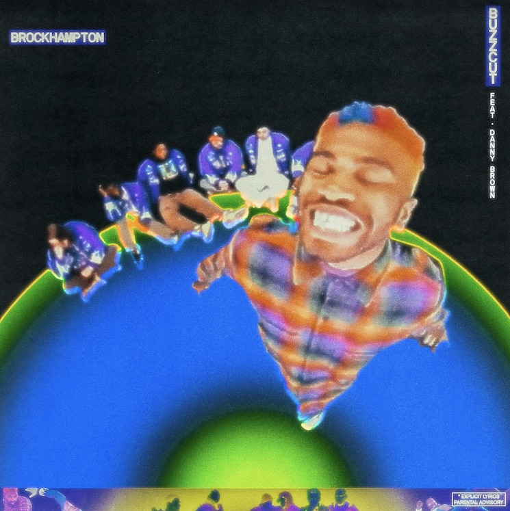 Brockhampton Team Up with Danny Brown for New Song 'Buzzcut'