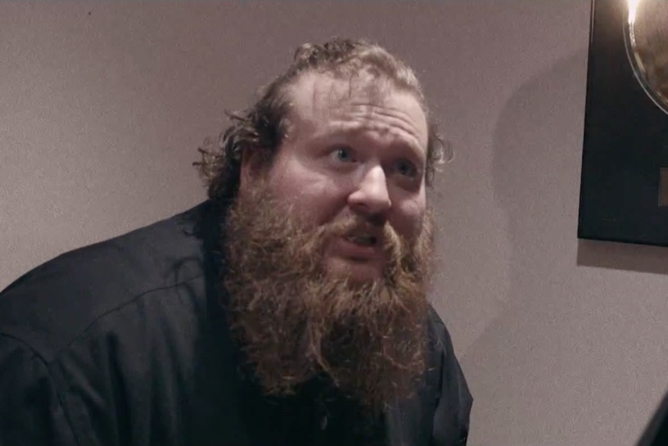 Action Bronson 'Mr. Wonderful' (teaser video)