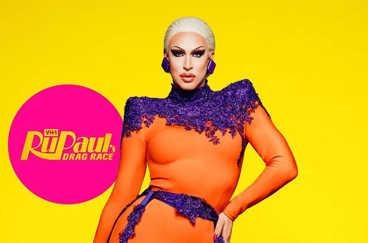 ​Canadian 'Drag Race' Star Brooke Lynn Hytes to Headline Toronto Pride 2019