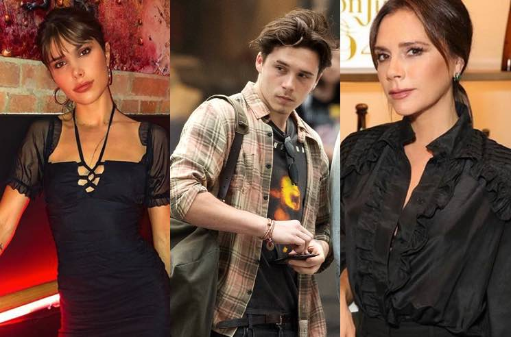 Victoria Beckham's Son Is Dating a Model Who Used to Work as a Posh Spice Impersonator