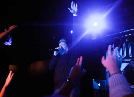 Brother Ali / Bambu / MaLLy Tattoo, Toronto ON, November 5