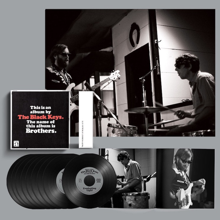 The Black Keys Announce 10th Anniversary Deluxe 'Brothers' Reissue