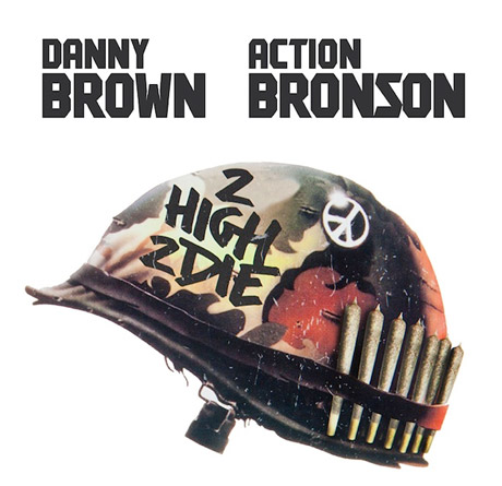 Danny Brown and Action Bronson Team Up for '2 High 2 Die Tour,' Book Canadian Shows