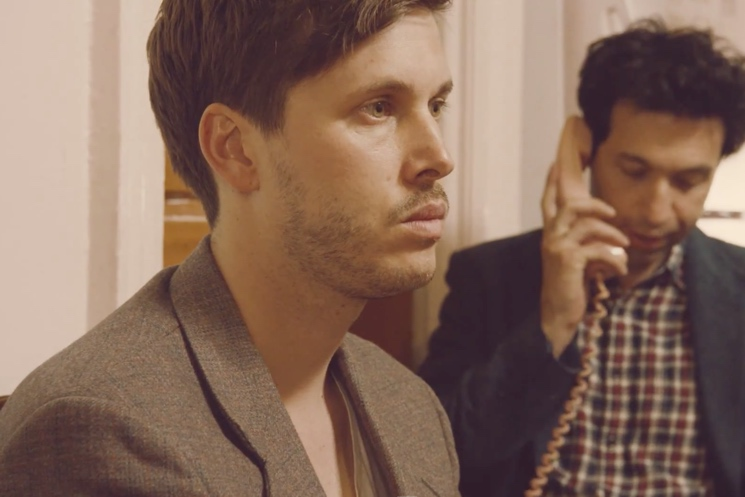 Ben Browning 'Friends of Mine' (video)