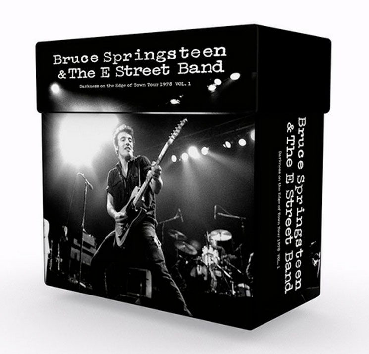 Bruce Springsteen Unveils 24-Disc 'Darkness on the Edge of Town' Box Set