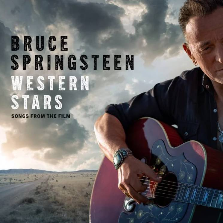 Bruce Springsteen Details 'Western Stars' Soundtrack