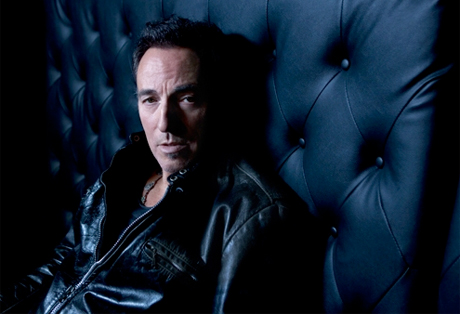 "Bruce Springsteen ""Shackled and Drawn"""