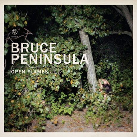 Bruce Peninsula 'Open Flames' (album stream)