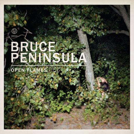 Bruce Peninsula 'Open Flames' (album stream)