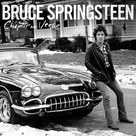 Bruce Springsteen Announces 'Chapter and Verse' Autobiography Companion Album