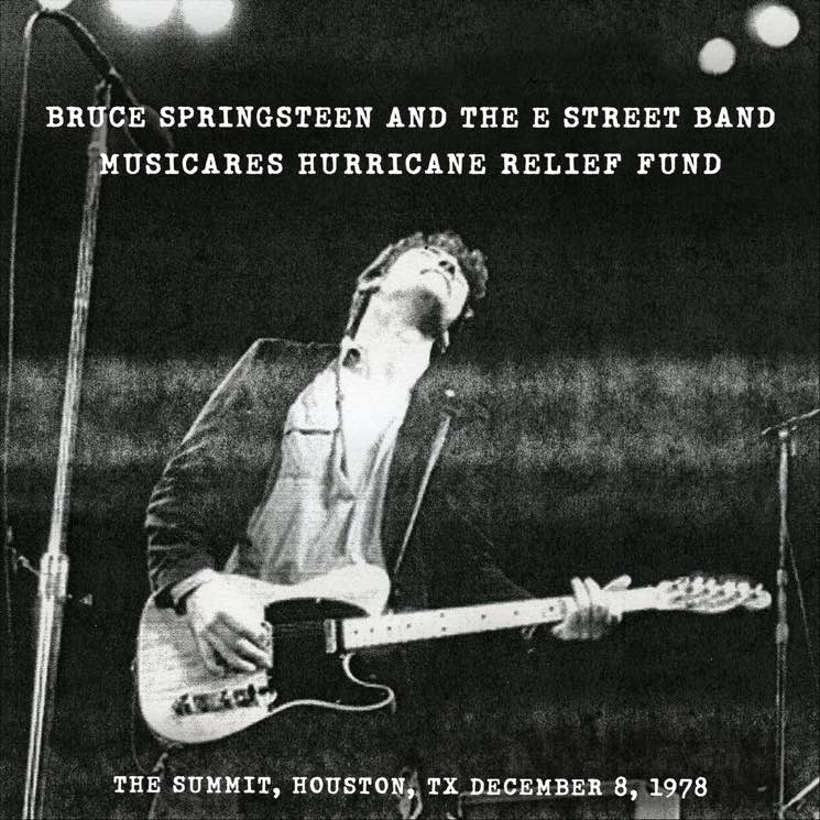 ​Bruce Springsteen Releases Houston Live Album for Hurricane Relief