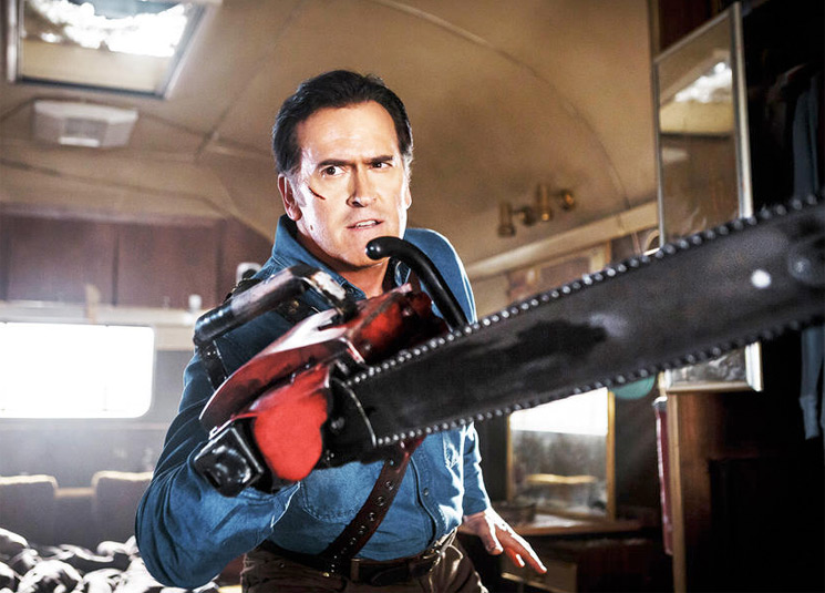 Bruce Campbell Finally Reveals Who's Directing the New 'Evil Dead' Movie