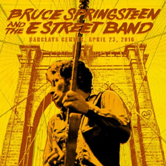 "Bruce Springsteen & the E Street Band ""Purple Rain"" (Prince cover)"