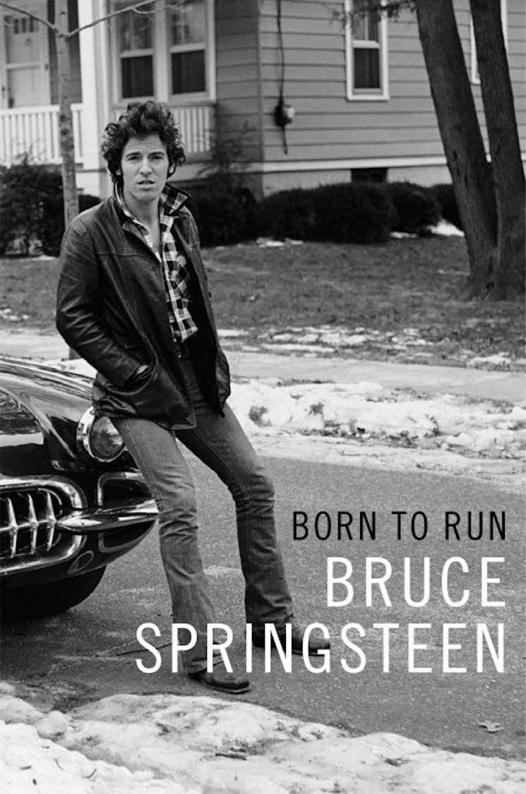 Bruce Springsteen to Release 'Born to Run' Autobiography