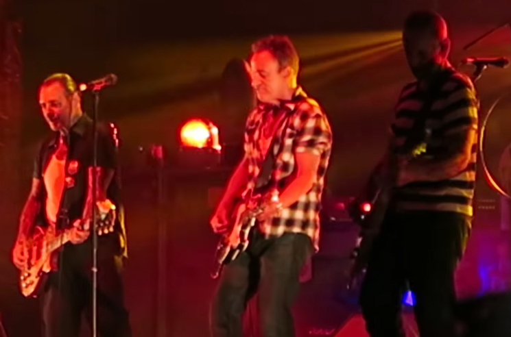 Watch Bruce Springsteen Cover Johnny Cash with Social Distortion