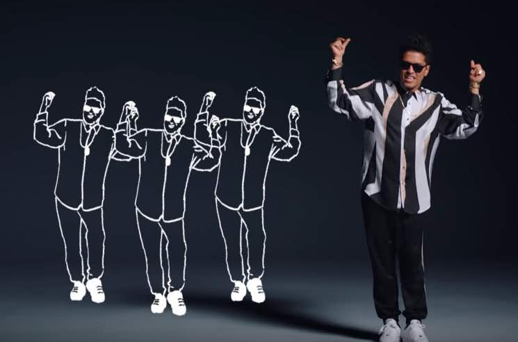 "Bruno Mars ""That's What I Like"" (video)"