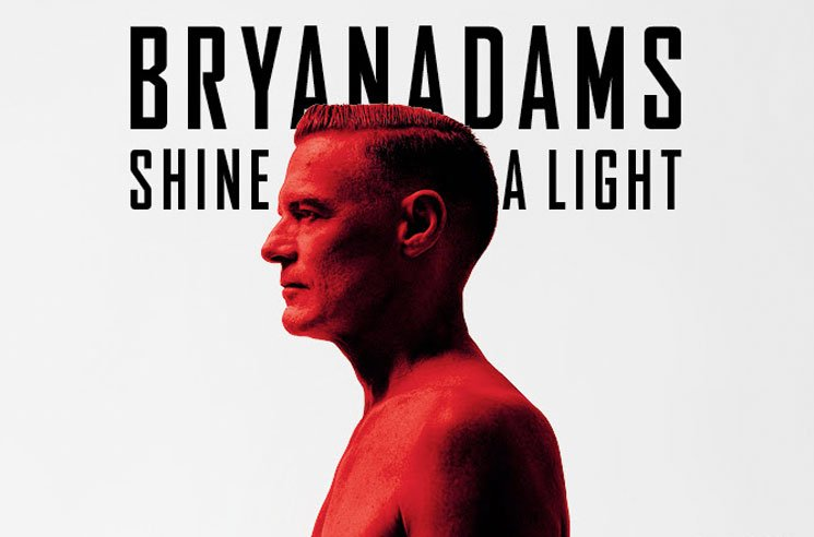 Bryan Adams Maps Out Quebec Tour