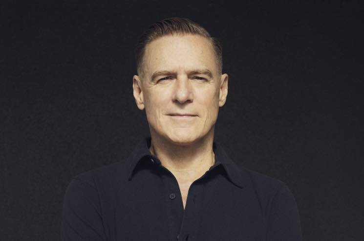 ​Bryan Adams Maps Out Eastern Canada Tour Dates
